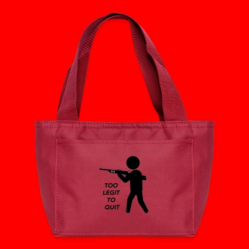 OxyGang: Too Legit To Quit Products - Lunch Bag