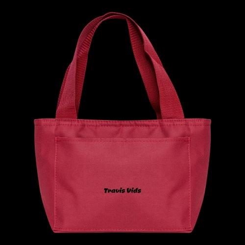 White shirt - Lunch Bag