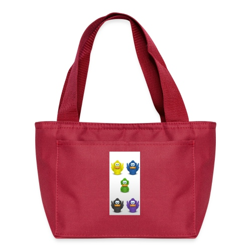 5 adiumys png - Lunch Bag