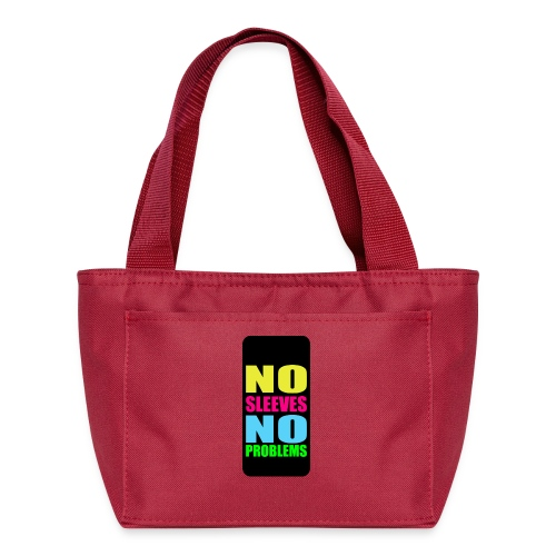 neonnosleevesiphone5 - Lunch Bag