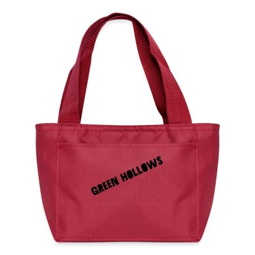 Green Hollows Merch - Lunch Bag