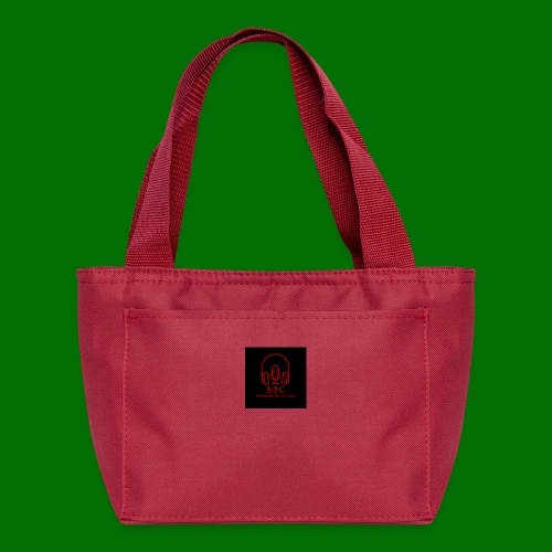 SPC Logo Black/Red - Lunch Bag