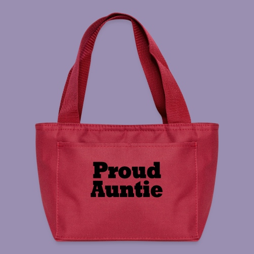 Proud Auntie - Lunch Bag