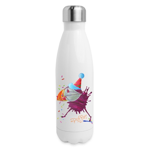 MR. PUFFIN - Insulated Stainless Steel Water Bottle