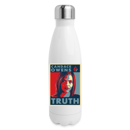 Candace Owens for President - Insulated Stainless Steel Water Bottle