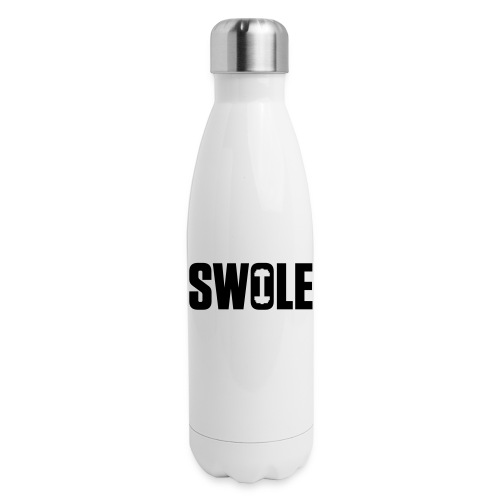 SWOLE - Insulated Stainless Steel Water Bottle