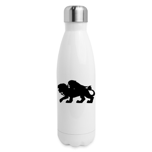 Sphynx Silhouette - Insulated Stainless Steel Water Bottle