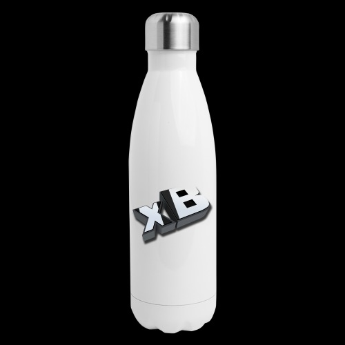 xB Logo - Insulated Stainless Steel Water Bottle