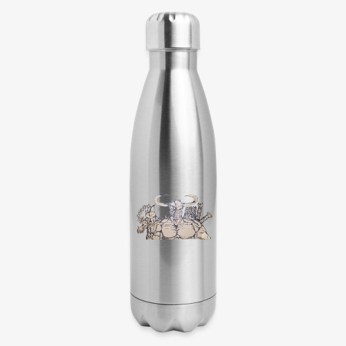 bdealers69 art - Insulated Stainless Steel Water Bottle