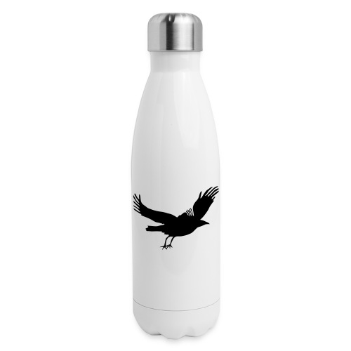 Crow - Insulated Stainless Steel Water Bottle
