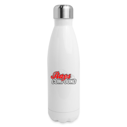 Rays Compound - Insulated Stainless Steel Water Bottle