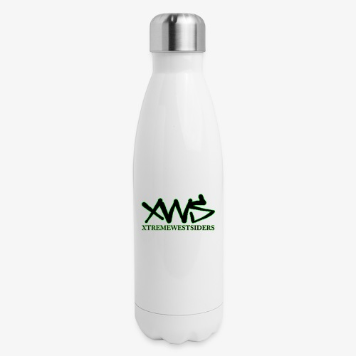 XWS Logo - Insulated Stainless Steel Water Bottle
