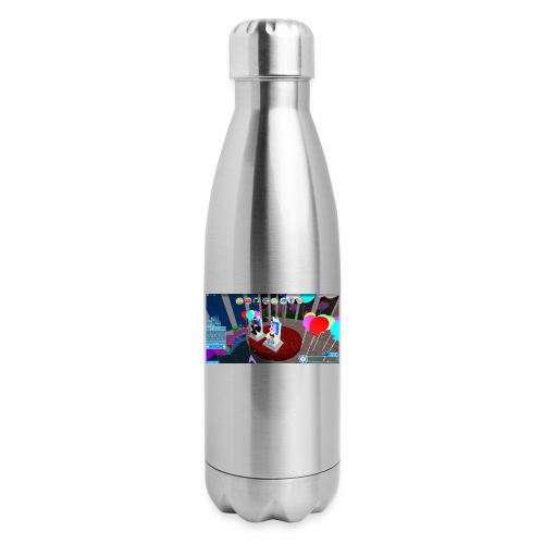prom queen - Insulated Stainless Steel Water Bottle