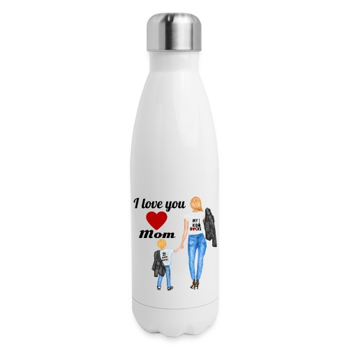 Mother's day gift from daughter, Mother's Day Gift - Insulated Stainless Steel Water Bottle