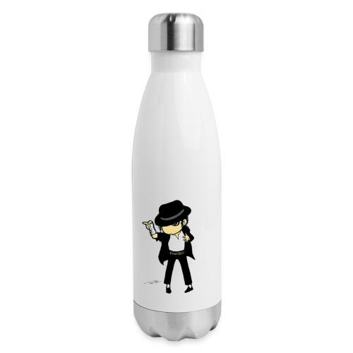 KOP Vector Art - Insulated Stainless Steel Water Bottle