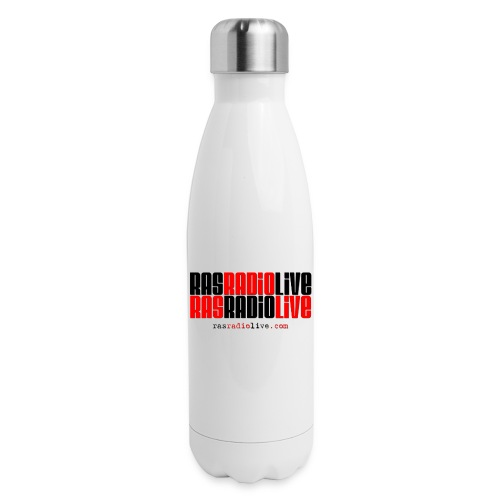 rasradiolive png - Insulated Stainless Steel Water Bottle