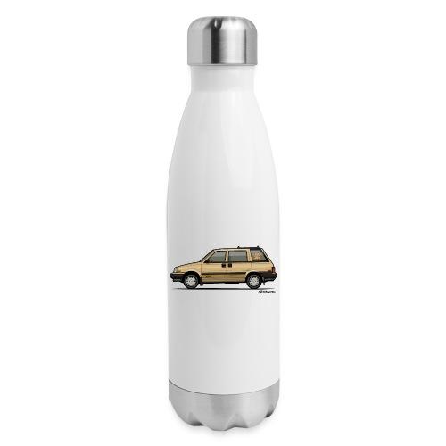 Nissan Stanza 4wd Multi Wagon Datsun Prairie Gold - Insulated Stainless Steel Water Bottle