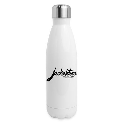 Jackedetics Tag - Insulated Stainless Steel Water Bottle