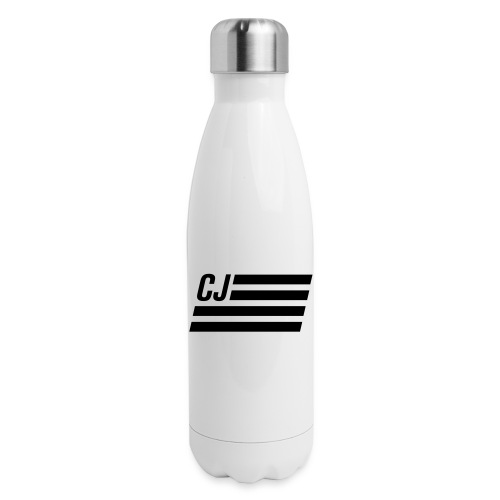 CJ flag - Autonaut.com - Insulated Stainless Steel Water Bottle