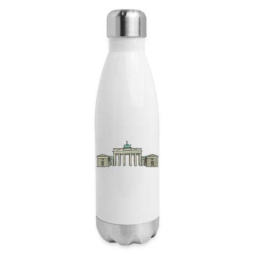 Brandenburg Gate Berlin - Insulated Stainless Steel Water Bottle