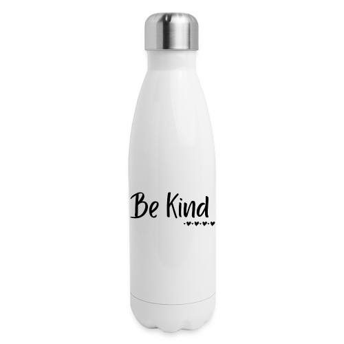 Be Kind - Insulated Stainless Steel Water Bottle