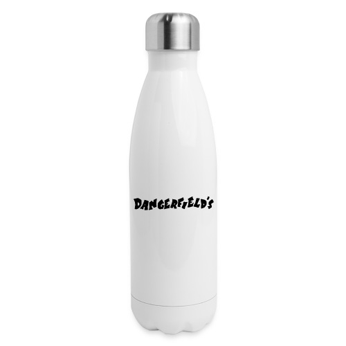 Classic Duo in Black - Insulated Stainless Steel Water Bottle