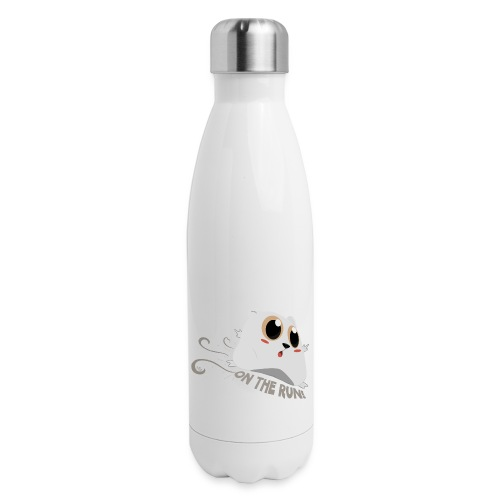 On The Run - Insulated Stainless Steel Water Bottle
