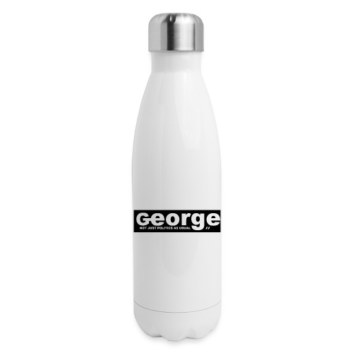 GEORGE NEWS 2021 - Insulated Stainless Steel Water Bottle