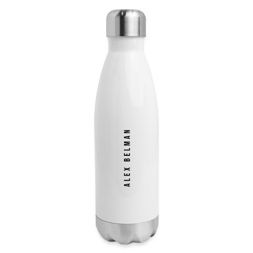 Alex Belman Water Bottle - Insulated Stainless Steel Water Bottle