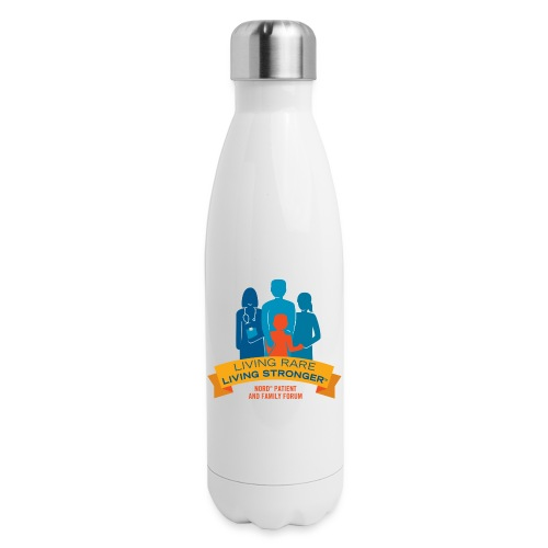LRLS Logo - Insulated Stainless Steel Water Bottle