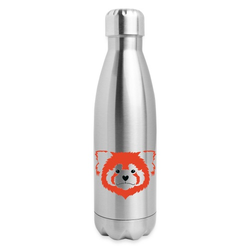 Red Panda Love - Insulated Stainless Steel Water Bottle
