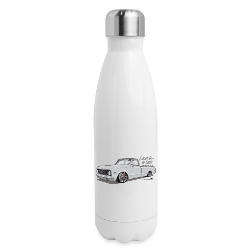 Long & Low C10 - Insulated Stainless Steel Water Bottle