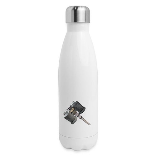 Weaponized Junk Mod - Insulated Stainless Steel Water Bottle