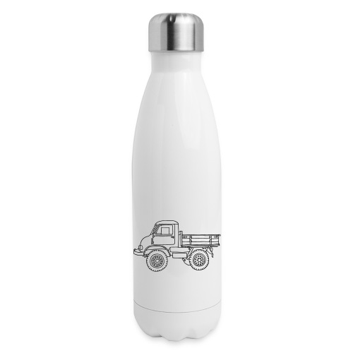 Off-road truck, transporter - Insulated Stainless Steel Water Bottle