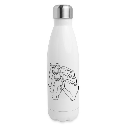 horsey pants - Insulated Stainless Steel Water Bottle