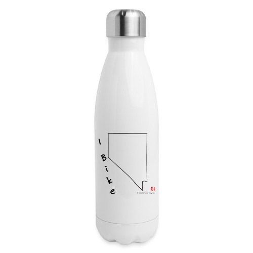 I Bike NV - Insulated Stainless Steel Water Bottle