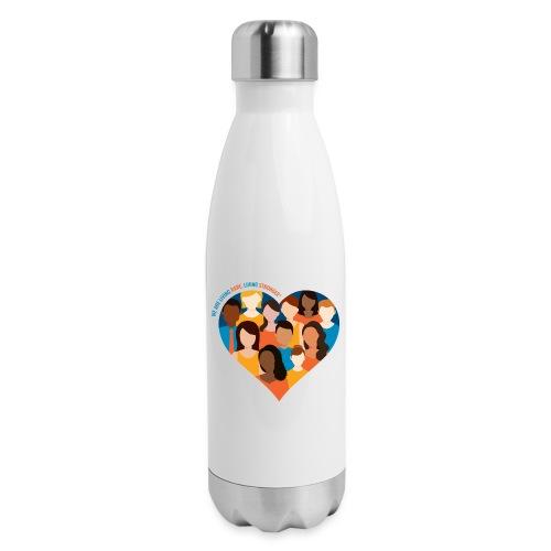 Living Rare, Living Stronger 2021 - Insulated Stainless Steel Water Bottle