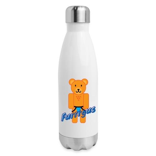 Furrrgus @ Underbear - Insulated Stainless Steel Water Bottle