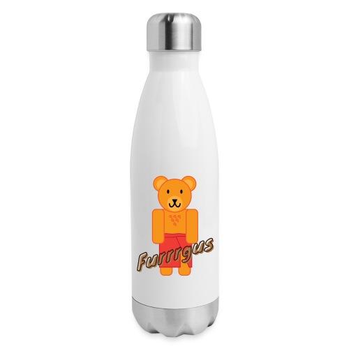Presidential Suite Furrrgus - Insulated Stainless Steel Water Bottle