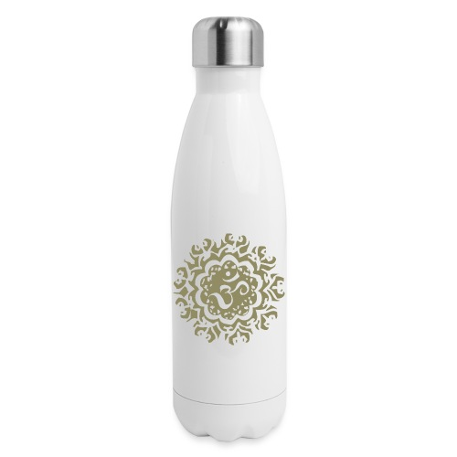 Ancient Ohm - Insulated Stainless Steel Water Bottle