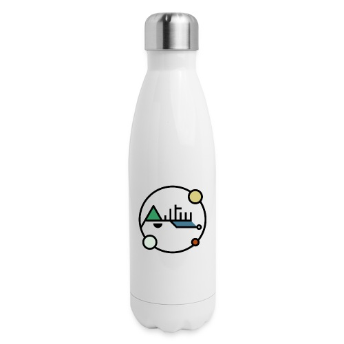 Night and day - Insulated Stainless Steel Water Bottle