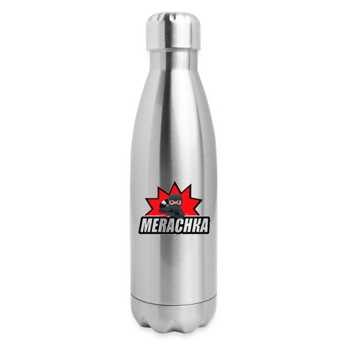 MERACHKA - Insulated Stainless Steel Water Bottle