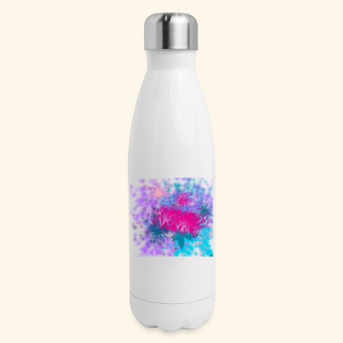 Abstract - Insulated Stainless Steel Water Bottle