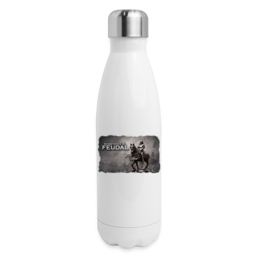Resistance is Feudal 2 - Insulated Stainless Steel Water Bottle