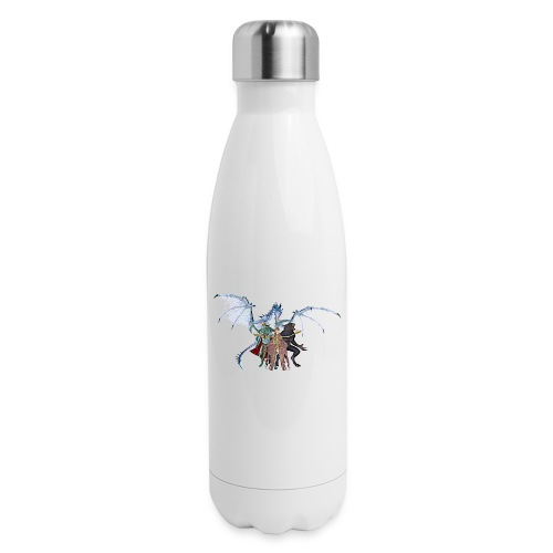 Tainted Blood True Hybrid Mod - Insulated Stainless Steel Water Bottle