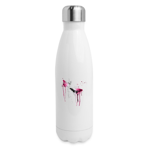Dripping Butterflies - Insulated Stainless Steel Water Bottle