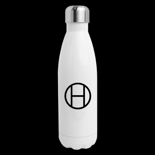 logo premium tee - Insulated Stainless Steel Water Bottle