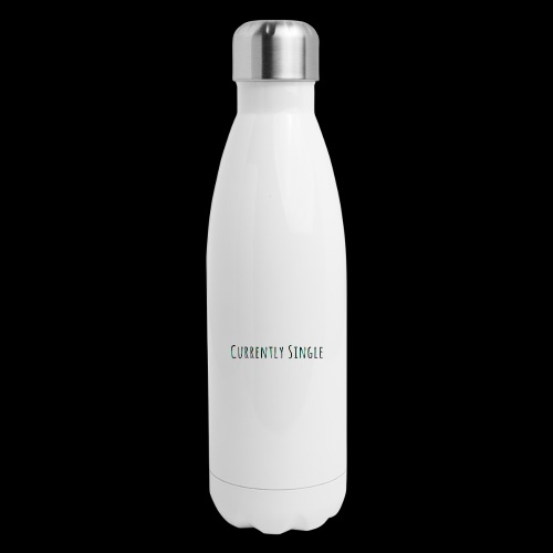 Currently Single T-Shirt - Insulated Stainless Steel Water Bottle