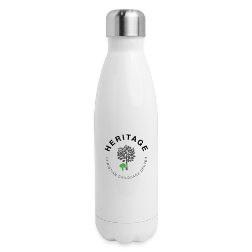 HCCC Front Logo - Insulated Stainless Steel Water Bottle