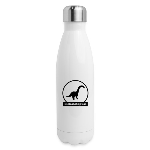 Lickalotapuss - Insulated Stainless Steel Water Bottle